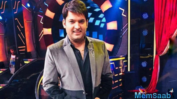 Comedian King Kapil Sharma entertains Pakistani T20 team with his trademark wit