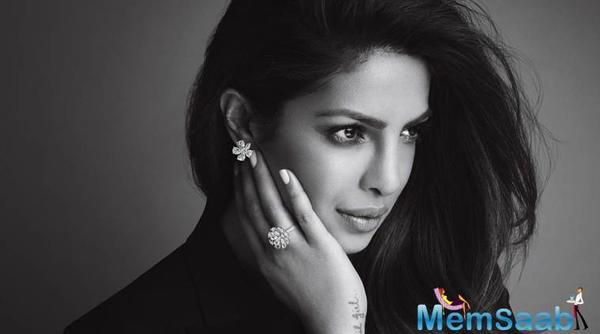 """The spokesperson had earlier mentioned in a statement, """"There are speculative reports that Priyanka Chopra has sued Nirav Modi."""