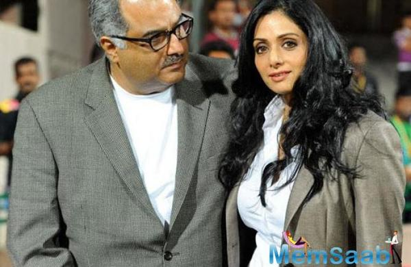 Boney Kapoor's statement recorded by Dubai police