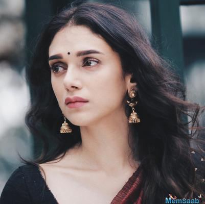 Aditi Rao Hydari: I believe in living in the moment