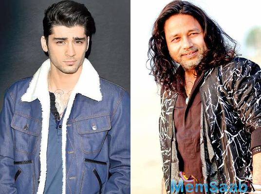 Kailash to collaborate with Zayn Malik but here's one condition