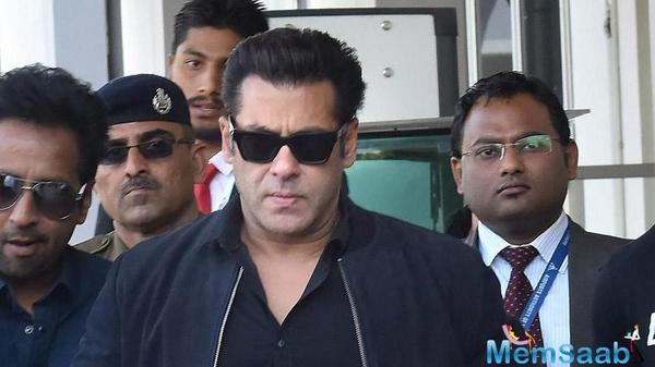 Salman Khan zooms off into the jungles of Thailand to shoot for 'Race 3'