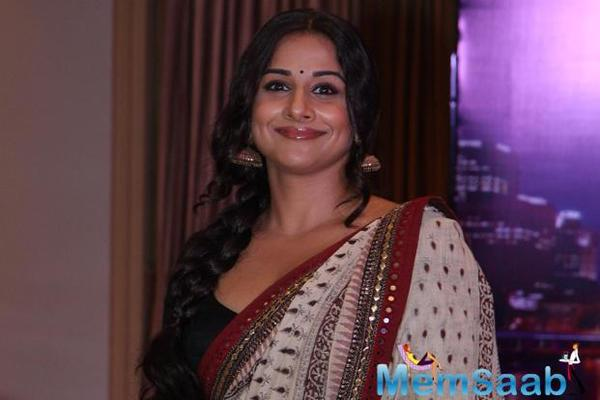 Vidya Balan: I'm very particular about my hair