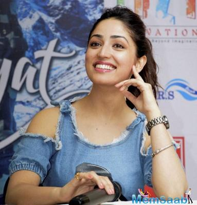 Yami Gautam: Making it on your own in Bollywood is challenging