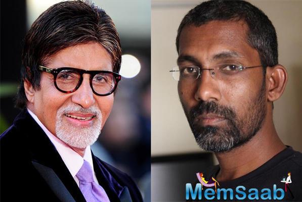 Nagraj Manjule's movie with Amitab Bachchan shelved
