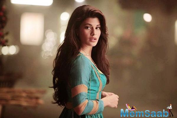 Jacqueline Fernandez confirms she's a part of Salman Khan's Kick 2