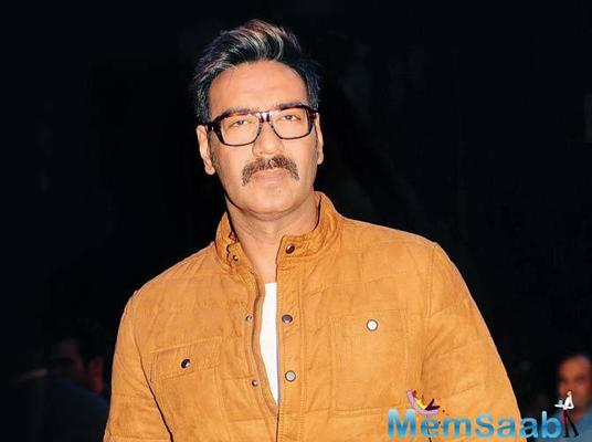 Ajay Devgn: My generation of stars lucky to have loyal fan following,which is a rarity today