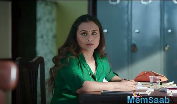 Rani Mukerji had interactive sessions with author Brad Cohen, on whose autobiography her film Hichki is based, to learn about the Tourette syndrome.