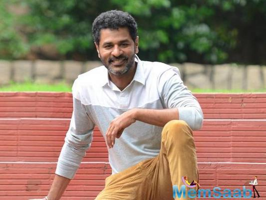 Mercury is the best acting role of my career: Prabhudheva