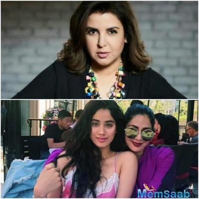 Janhvi, very good dancer, but unfair to compare with Sridevi: Farah Khan