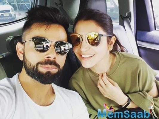 Anushka wears hubby Virat Kohli's t-shirt and leaves the internet gushing