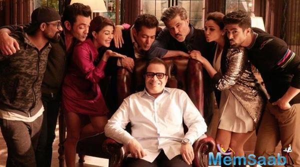 What! 'Race 3' to hit the screens in 3 months