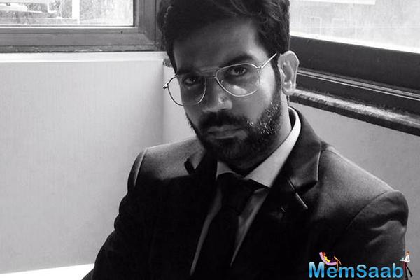 Rajkummar Rao: I am a very greedy actor