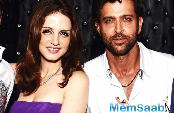 Not the end for Hrithik Roshan, Sussanne Khan love story?