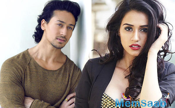 Baaghi 2: Tiger was nervous about hair transformation, Disha made him comfortable