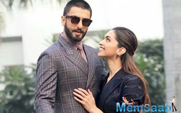 Ranveer Singh opens up about his relationship with Deepika Padukone