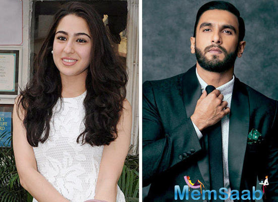It's confirmed: Sara signs Rohit Shetty's Simmba opposite Ranveer