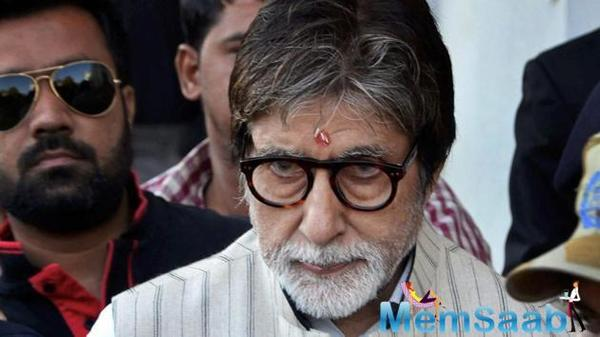 Takes hard work to survive and breathe, says Big B