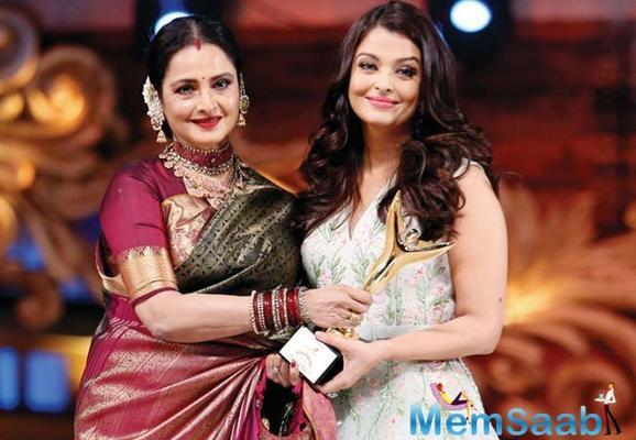 What's Rekha and Ash's friendship about?