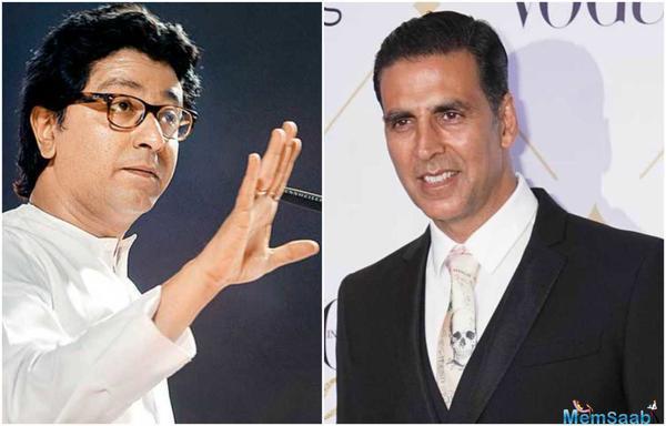 Akshay Kumar films are government propaganda: Raj Thackeray lashes out at actor