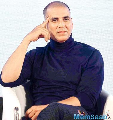 Akshay Kumar: Bringing religion into politics not done