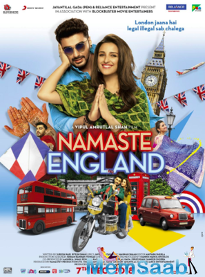 Arjun Kapoor to play farmer in Namastey England, Mallika Dua bags film too