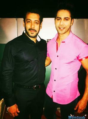 Varun Dhawan: Salman Khan is the best human being