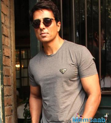 Actor Sonu Sood has come on board for Rohit Shetty's upcoming entertainer