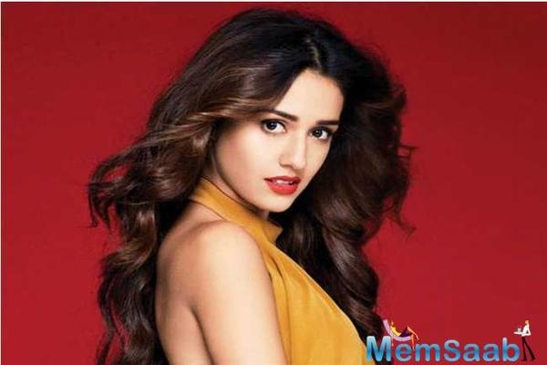 I have no friends in Bollywood: Disha Patani