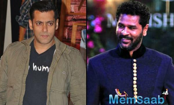 Prabhudheva: Salman Khan's a lot like Rajini sir