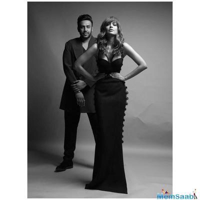 Esha Gupta rubbishes link-up rumours with designer Nikhil Thampi