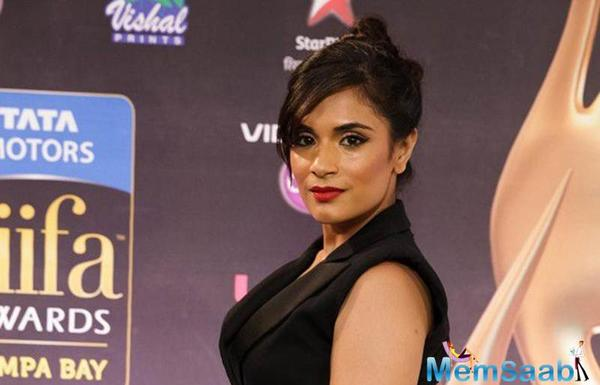 Richa Chadha on playing Shakeela and comparisons with Vidya Balan's Silk Smitha