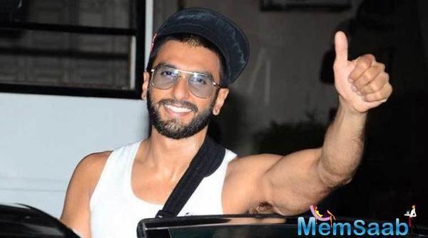 Injured Ranveer Singh won't perform at IPL