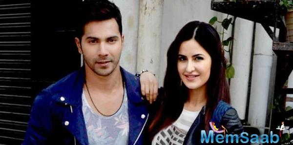 Varun Dhawan and Katrina Kaif's next in dance-based film 4D?
