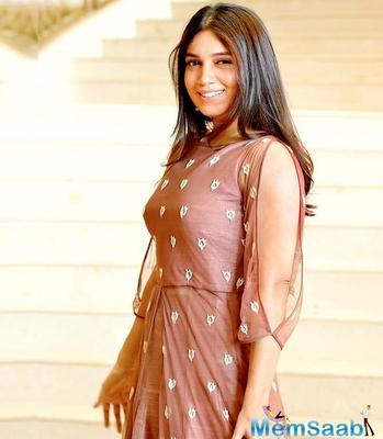 Bhumi Pednekar: Thank God there's no censorship on the net