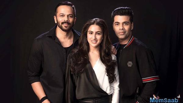 Simmba: Sara Ali Khan won't be just a prop in Rohit Shetty's comedy film