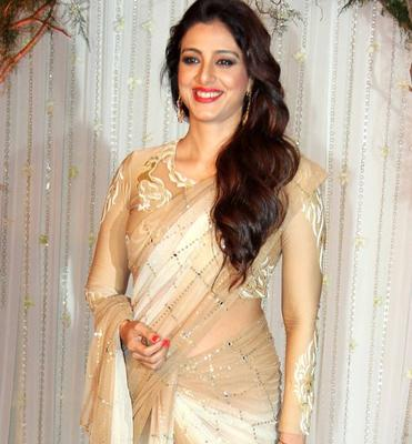 The ' Golmaal Again' actor told a daily that she has been super lucky to have been part of two films that became massive hits.