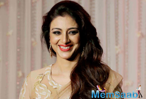 Tabu plans to wait patiently for being approached for a Hollywood film