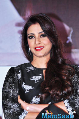 Tabu is one the credible actors in the industry. She has time and again proved her versatility as an actor.