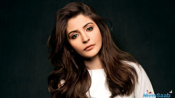 Anushka Sharma turns into an old woman, it might be for her upcoming Zero?