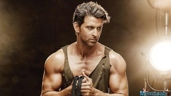 Hrithik Roshan gets back to the grind with the next schedule of 'Super 30'