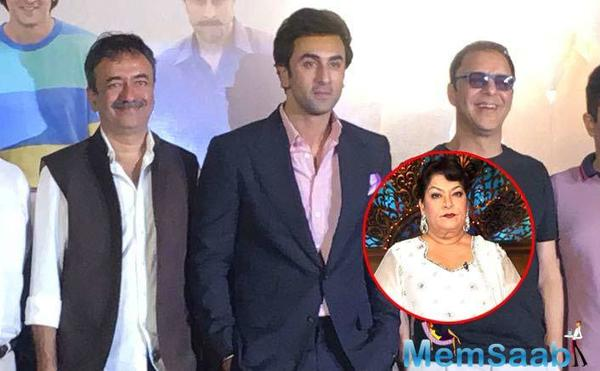 This is what Ranbir Kapoor had to say about Saroj Khan's casting couch comment