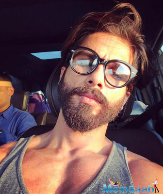 Shahid kapoor in Hindi remake of Arjun Reddy