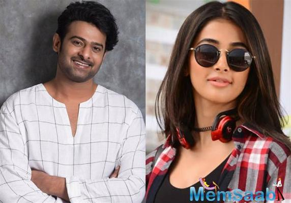 Prabhas and Pooja Hegde to team up for a bilingual film