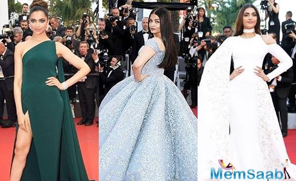 Deepika will be walking the red carpet for the second time on May 10 and May 11. Aishwarya will be completing 17 years at the red carpet and will be attending the festival on May 12 and May 13.