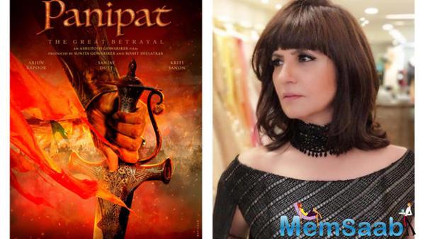Ace fashion designer Neeta Lulla will create the costumes for Ashutosh Gowariker's upcoming period film 'Panipat'.