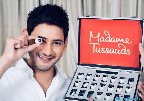 Bharat Ane Nenu star Mahesh Babu to have a wax statue at madame tussauds