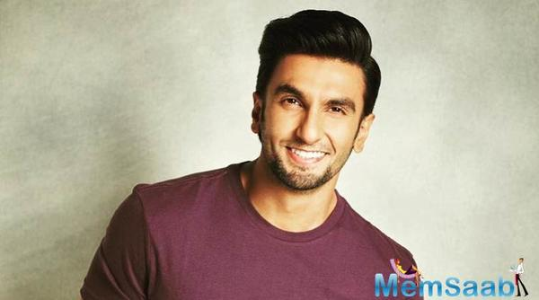 Ranveer Singh has a train named after him in Switzerland