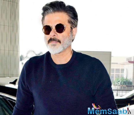 Finally Anil Kapoor speaks up about his daughter Sonam's wedding reports