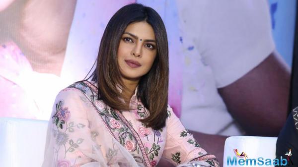 This 'Mangalsutra' bracelet of Priyanka Chopra sparked rumours about her secret 'shaadi'